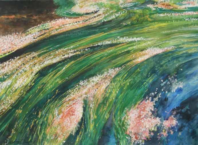 rhythm-of-the-river-by-jim-doolan-56x75cm-wc
